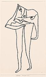 Paul Klee Was fehlt ihm 1930