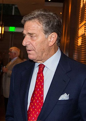 Paul Pelosi - Pelosi at the Moet Hennessy Financial Times Club Dinner in San Francisco,  September 12, 2012