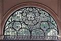 Pavia - Cimitero Monumentale - Lunetta del pantheon.jpg