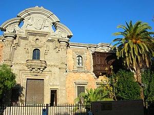 La Casa de la Ciencia de Sevilla - Science Museum - Peruvian Pavilion of the Ibero-American Exposition of 1929