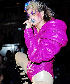 Peaches (musician) Canadian singer