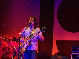 Stone Gossard - Image: Pearl Jam Oslo 2012