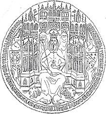 Печат краља Твртка