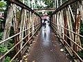 Pedestrian Bridge near the District Court Bridge of Alappuzha.jpg