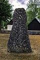 Pedra pintada na igrexa de Akebäck.jpg