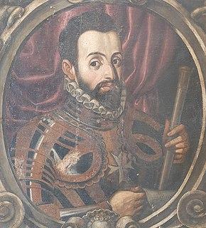 Pedro Bravo de Acuña Spanish General and Governor of the Philippines