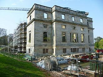 Penicuik House - Penicuik House restoration, 2011