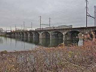 Morrisville–Trenton Railroad Bridge bridge in United States of America