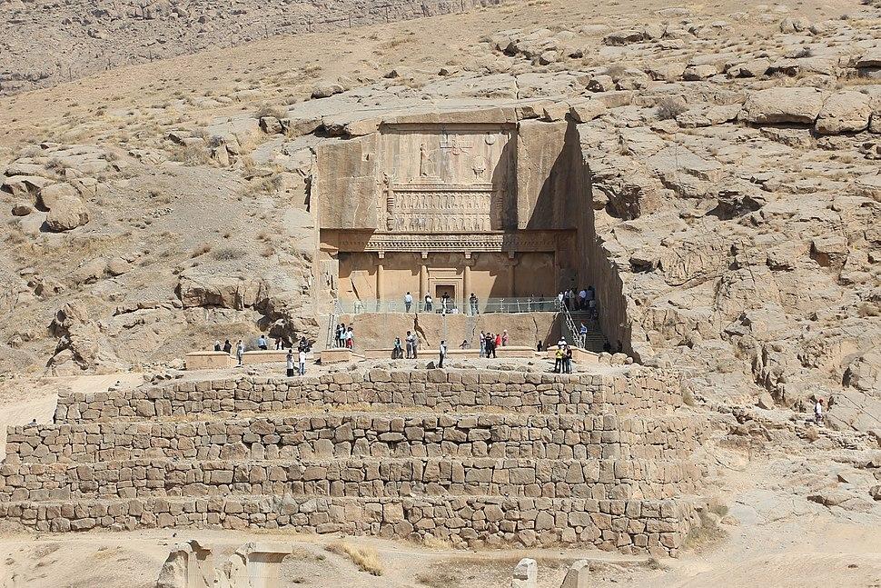 Persepolis - Tomb of Artaxerxes III 01