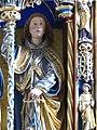 Pesenbach St.Leonhard - Hochaltar Schrein 4a Michael.jpg