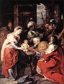 Peter Paul Rubens - Adoration of the Magi - WGA20248.jpg