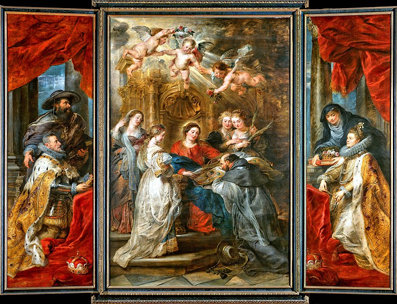 File:Peter Paul Rubens - The Triptych of St. Ildefonso - Google Art Project.jpg