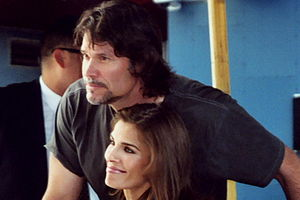 Days of Our Lives - Veteran actors Peter Reckell and Kristian Alfonso, who portray supercouple Bo and Hope Brady, have played both characters on and off since their first appearances in 1983.