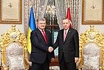 Petro Poroshenko and Recep Tayyip Erdoğan.jpg
