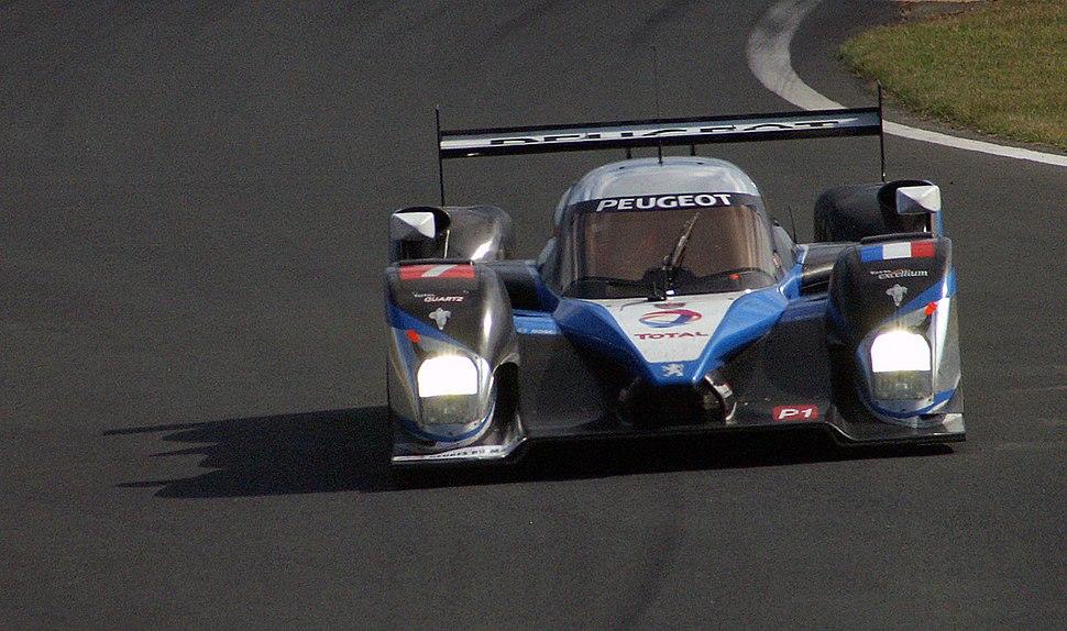 Peugeot 908 24 Hours Le Mans 2009