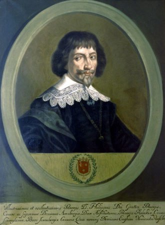 Philippe-Charles, 3rd Count of Arenberg - Philippe-Charles, 3rd Count of Arenberg