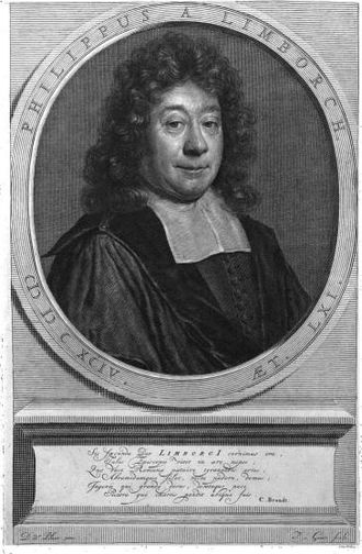 Philipp van Limborch - Image: Philippus van Limborch