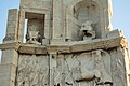 Philopappos monument, Athens, 080557.jpg