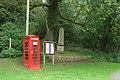 Phone box and monument - geograph.org.uk - 1440517.jpg