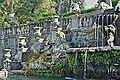 Photo Paolo Villa VR 2016 (VT) F0164104bis Bagnaia, Villa Lante, fontane, giardini geometrici all'italiana, sculture, canelette, siepi, viali, affreschi, bassorilievi, architetture.jpg