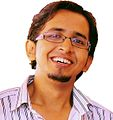 Photo of Malayalam Music Composer Varun Unni.jpg