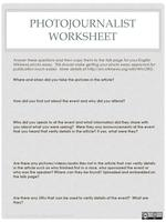 Photojournalist worksheet.pdf