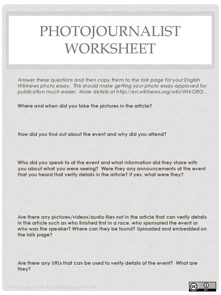 Archivo:Photojournalist worksheet.pdf