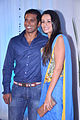 Pia Trivedi at Esha Deol's wedding reception 14.jpg