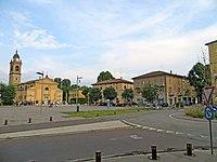 Piazza della Libertà (Sorbolo) - lato est 2019-06-22.jpg
