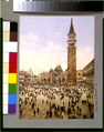 Piazza of San Marco, Venice, Italy WDL412.png
