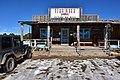 Pie Town, New Mexico - PIE-O-NEER Cafe, January 2016 05.jpg
