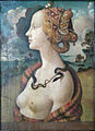 Piero di cosimo, ritratto di simonetta vespucci.JPG