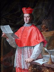 peinture: cardinal Ottoboni