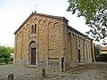 Pieve di San Biagio (Talignano, Sala Baganza) - facciata e lato sud 2019-09-16.jpg