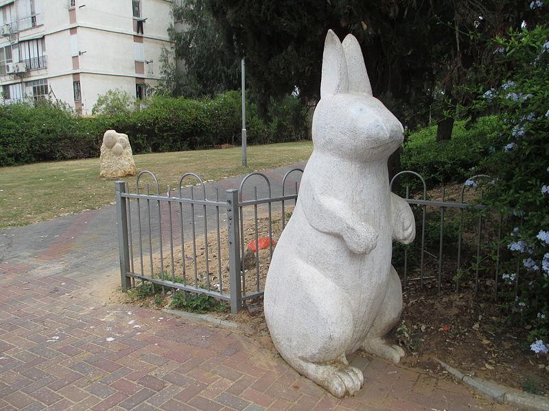 גן הארנב ממושי בחולון