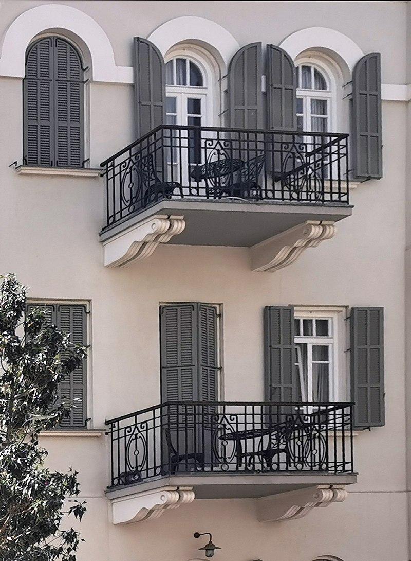 הבית ברחוב לילינבלום 35 בתל אביב