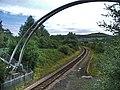 Pipe bridge - geograph.org.uk - 922370.jpg