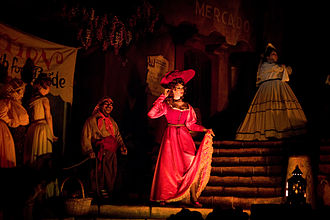 Audio-Animatronics - Pirates of the Caribbean at Disneyland