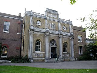 Grade I listed historic house museum in the London Borough of Ealing, United Kingdom