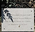 Plaque Friedman (Roquebrune).jpg
