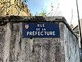 Plaque Rue Préfecture - Mâcon (FR71) - 2020-11-28 - 2.jpg
