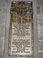 Plaque to soldiers of the British Empire in Reims cathedral.jpg