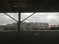 Platform of Gedian South Station 5.jpg