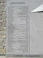 Podlaskie - Białystok - Białystok - św. Rocha - Koścół św. Rocha - Tablica ofiarom katastrofy smoleńskiej 20120428 04.JPG