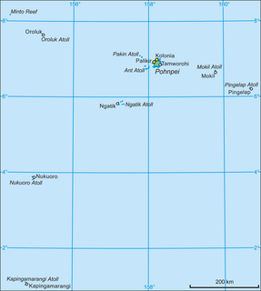 Pohnpei State State in Federated States of Micronesia