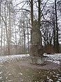 Pomník K. H. Máchy v lokalitě Hůrka v Bělé pod Bezdězem (Q66564778) 02.jpg
