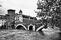 Ponte Fabricio piena 2008.jpg