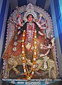 Poramatala Durgai Mata in Shakta Rash.jpg