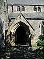 Porch, St Peter Church, Hindley - geograph.org.uk - 534441.jpg