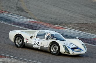 1966 24 Hours of Le Mans - Porsche 906 Carrera